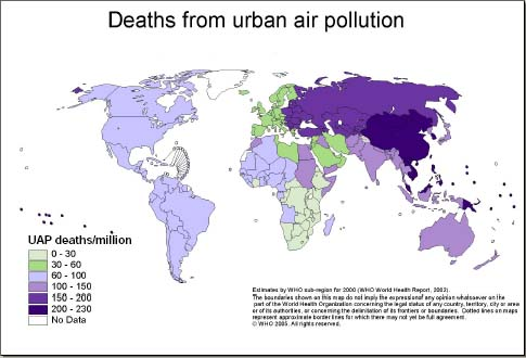 air pollution chart International pollution let's face the fact the whole world is full of pollutionalot of gases and air pollutants are being released in the world daily.
